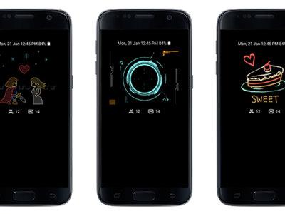 Samsung explica cómo funciona la pantalla siempre encendida de los Galaxy S7