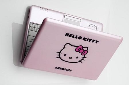 El Akoya Mini S1213 Hello Kitty llega a España