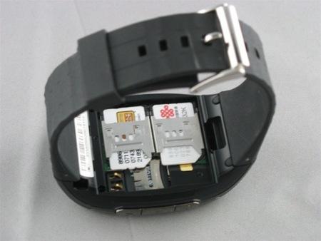Phenom Dream, un teléfono-reloj con doble SIM