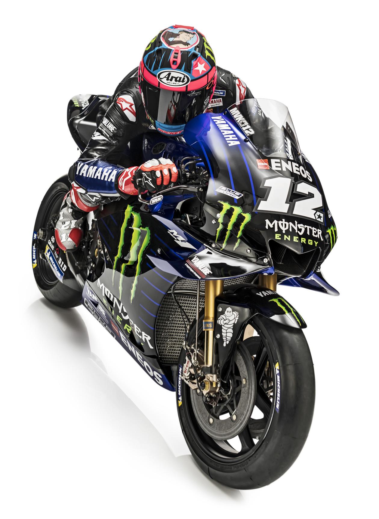 Monster Energy Yamaha MotoGP 2019
