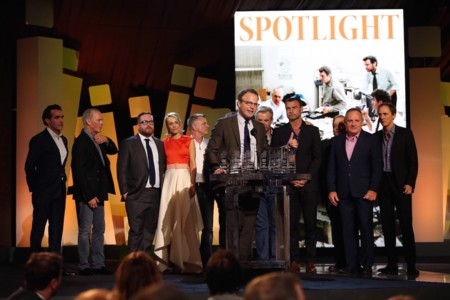 'Spotlight' triunfa en los Independent Spirit Awards