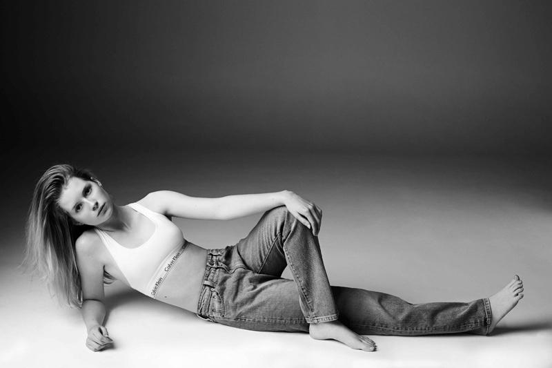 Foto de Lottie Moss para Calvin Klein Jeans y MyTheresa (3/7)