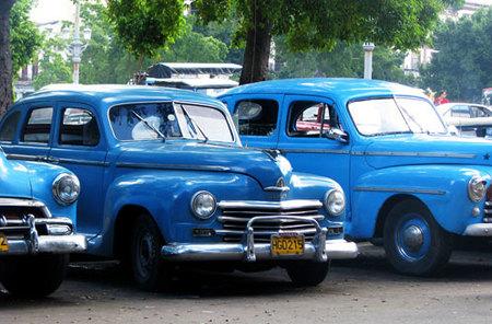 Cuba: Parque de la Fraternidad, un museo viviente del automóvil