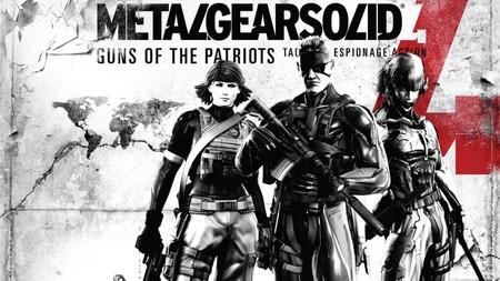 Konami presenta la edición 25 aniversario de 'Metal Gear Solid 4'