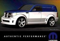 Preview: Dodge Nitro Panel Wagon en el SEMA Show