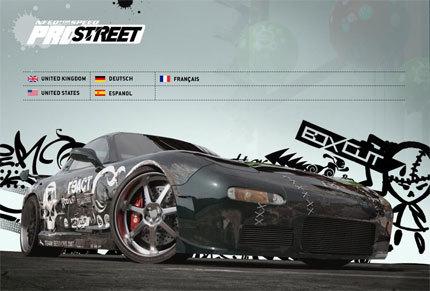 Need For Speed: Pro Street, lo nuevo de EA