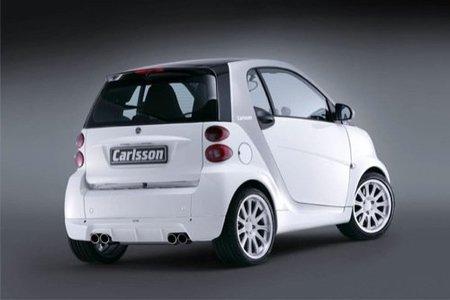 Carlsson también prepara al smart ForTwo, que no se entere Brabus