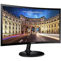 En PcComponentes tienes un monitor curvo como el Samsung C24F390 en oferta por sólo 125 euros