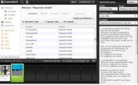 Better Grooveshark, un script que reemplaza la publicidad de Grooveshark por letras de canciones