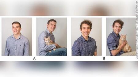 Para atraer a las mujeres debes mantener a tu gato lejos de la foto de tu perfil