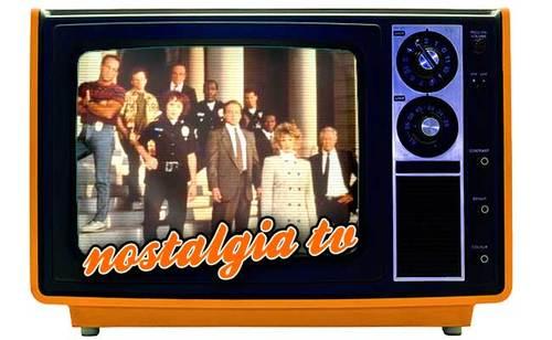 'CopRock'.NostalgiaTV