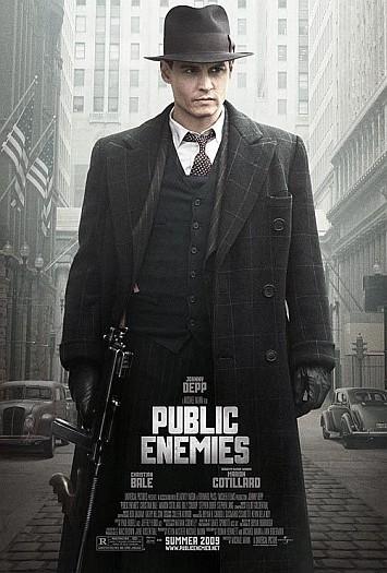 'Public Enemies', póster