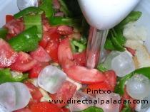 gazpacho: receta casera