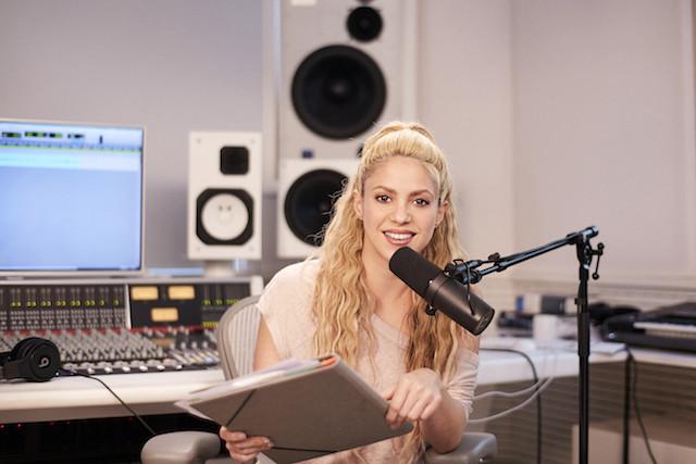 Shakira En Beats1