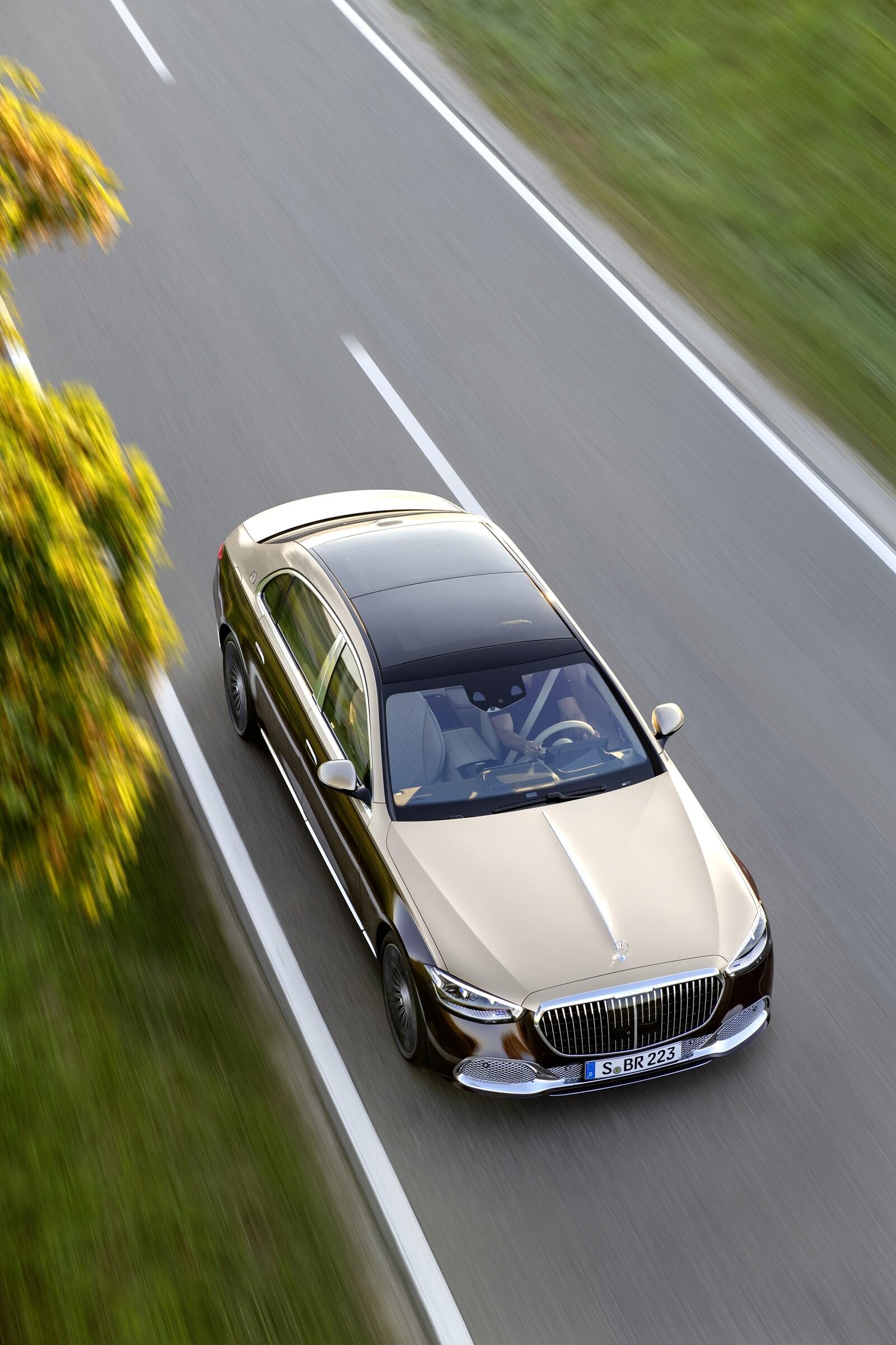 Foto de Mercedes-Maybach Clase S 2021 (35/43)