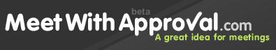 MeetWithApproval, sencilla, bonita y rápida manera de organizar una quedada