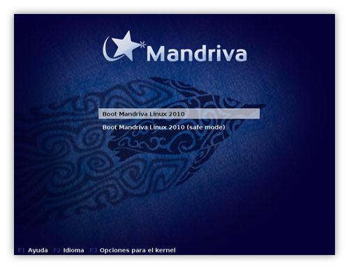 DisponibleMandrivaLinux2010RC1:galeríadeimágenes