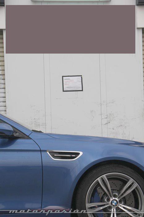 Foto de BMW M5 (Prueba) (7/136)