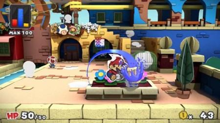 Paper Mario tendrá su juego para Wii U y llegará en algún momento del año