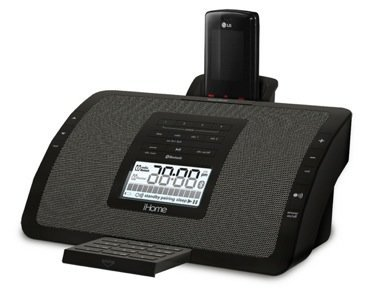 iHome iHC5, despertador con Bluetooth