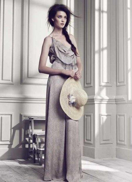 vestido hoss intropia largo