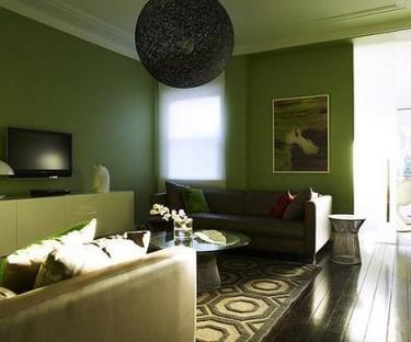 Casas que inspiran: Verde que te quiero verde