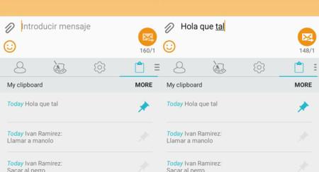 SwiftKey Beta incluye un gestor del portapapeles y clips de textos pregrabados para una mayor productividad
