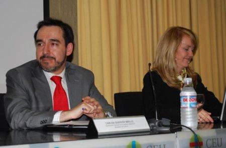 Carlos Guervós, Subdirector General de Propiedad Intelectual, anticipaba detalles de la Ley Sinde a EE.UU