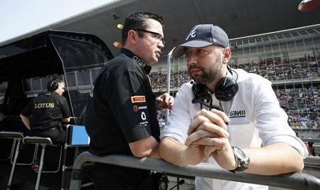 La temporada 2013 casi termina y todavía Lotus sin patrocinador principal