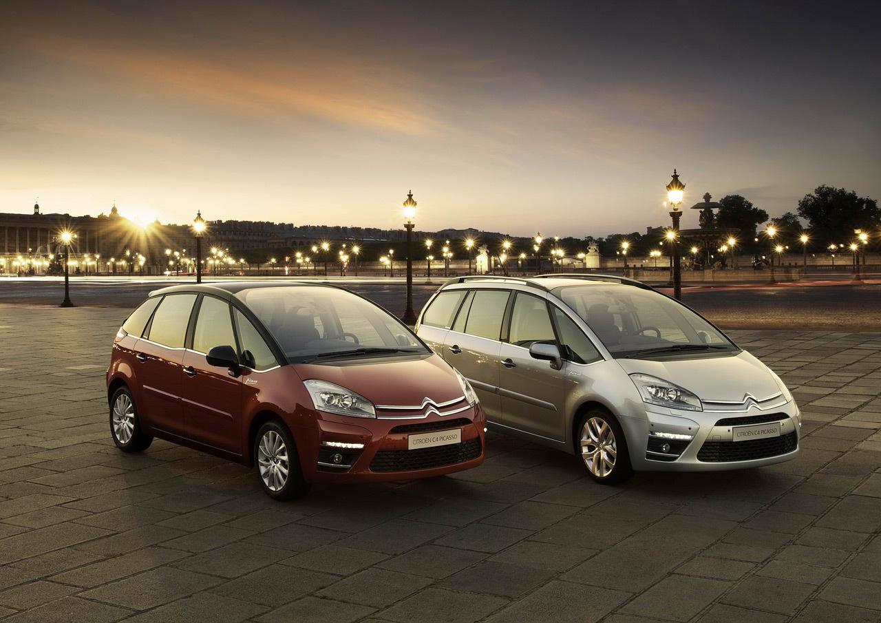 Foto de Nuevos Citroën C4 Picasso y Grand C4 Picasso (1/6)