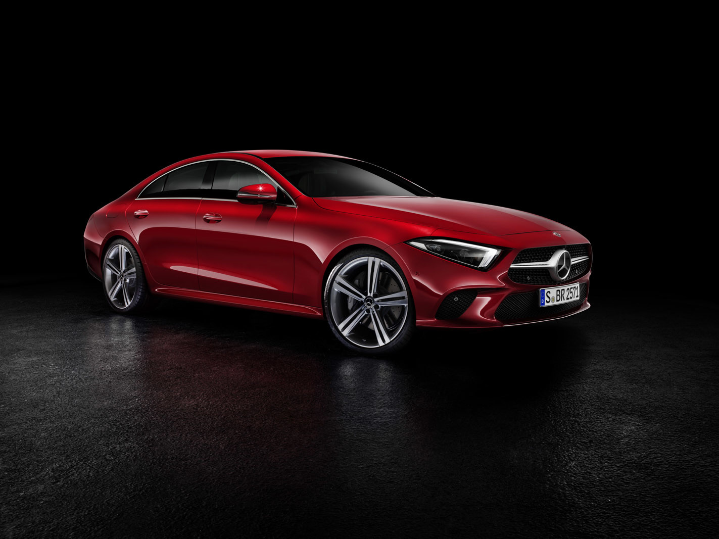 Foto de Mercedes-Benz CLS Coupé 2018 (1/56)