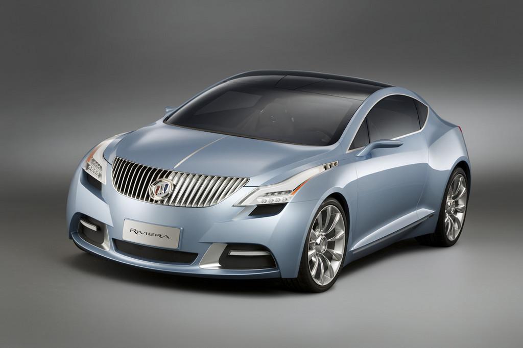 Foto de Buick Riviera Concept (5/31)