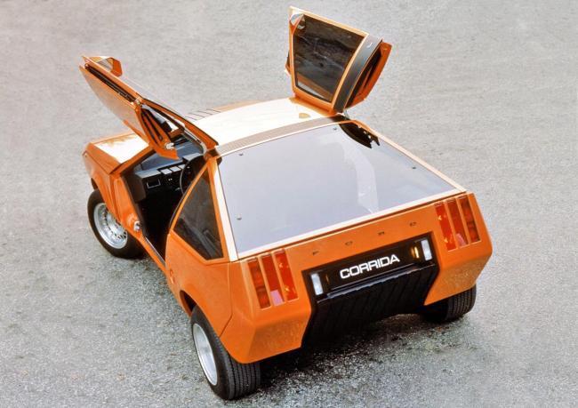 ¿Te comprarías un Ford Corrida?