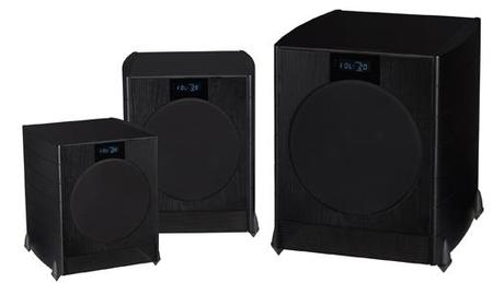 Wharfedale anuncia sus nuevos subwoofers Ultra Power Cube