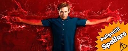 La máscara de Dexter: de las grietas a los añicos