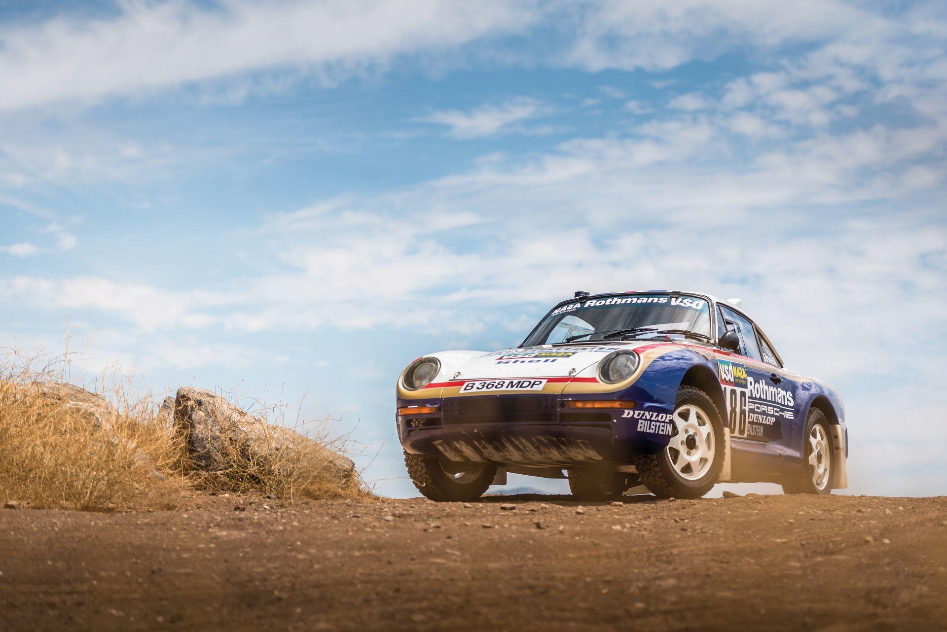 Foto de Porsche 959 Paris-Dakar (1/24)