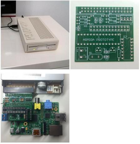 Armiga, o cómo revivir el Commodore Amiga gracias a la Raspberry Pi