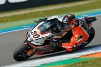 Superbikes Holanda 2014: Sylvain Guintoli se lleva la primera carrera con bandera roja
