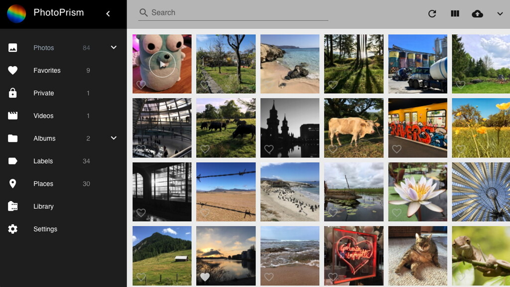 Create your own homemade Google Photos hosted on a Raspberry Pi: PhotoPrism, a free and self-installing alternative