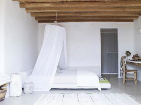 Diez magníficos ejemplos de dormitorios neorústicos