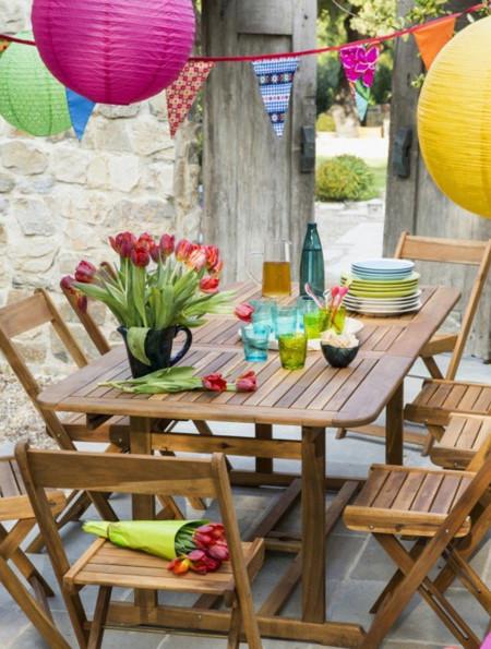 Este verano las mejores fiestas serán en tu jardín