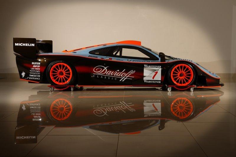 Foto de McLaren F1 GTR Long Tail (6/9)