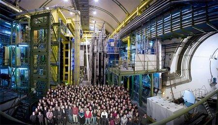 El Gran Colisionador de Hadrones confirma la ecuación de Einstein