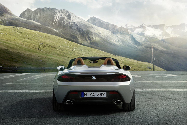 Foto de BMW Zagato Roadster Concept (12/14)