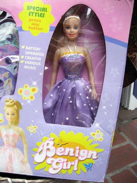 Beningn Girl
