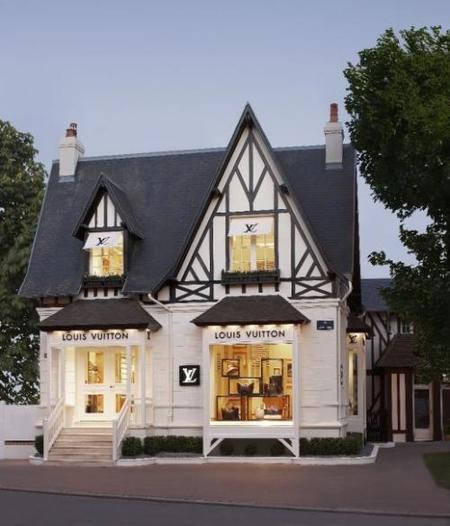 Louis Vuitton Villa en Deauville