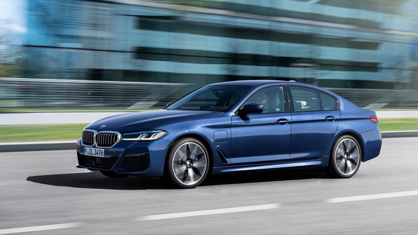 BMW Serie 5 530e y 545e xDrive híbrido enchufable