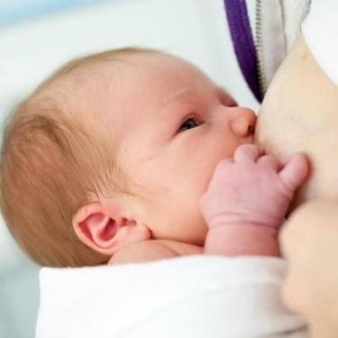 La leche materna, la primera vacuna del bebé