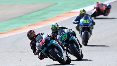 Quartararo Aragon Motogp 2020