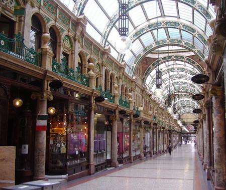 De compras por Leeds
